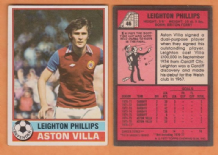 Aston Villa Leighton Phillips Wales 46